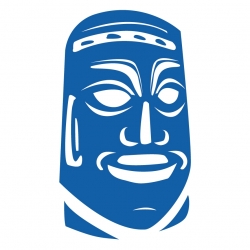 Stickers Statue Hawaii pour bateau