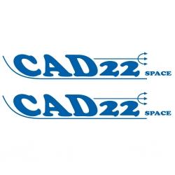 CAD 22 Space 2 cotés