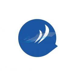 Stickers ERPLAST (logo seul) pour bateau