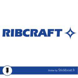 Stickers Ribcraft pour bateau