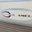Stickers Kit AMEL ( ancien logo 2 couleurs) pour bateau