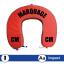 Stickers Marquage adhésif pour bouée PVC pour bateau