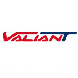 Stickers Valiant Nouveau logo 2 couleurs pour bateau