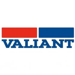 Valiant ancien logo 2 couleurs