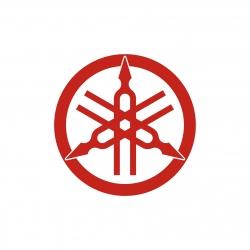 Stickers Yamaha Logo (dernier logo) pour bateau