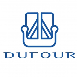 Stickers Dufour pour bateau