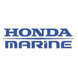 Stickers Honda Marine pour bateau